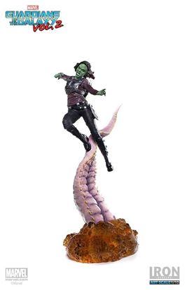 Picture of Guardianes de la Galaxia Vol. 2 Estatua Battle Diorama Series 1/10 Gamora 30 cm