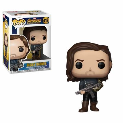 Picture of Avengers Infinity War Figura POP! Movies Vinyl Bucky 9 cm.