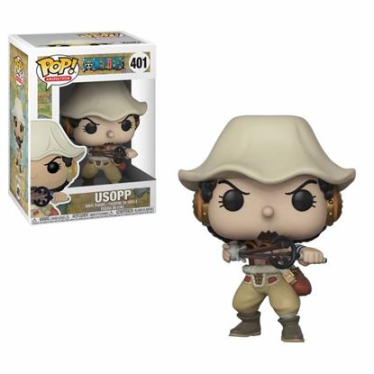 Picture of One Piece POP! Television Vinyl Figura Usopp 9 cm