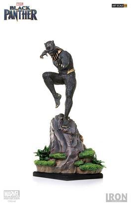 Picture of Black Panther Estatua Battle Diorama Series 1/10 Killmonger 27 cm