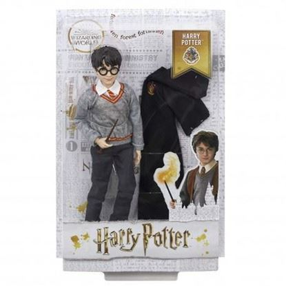 Imagen de Muñeco Harry Potter 30 cm. Mattel - Harry Potter