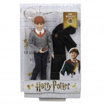 Picture of Muñeco Ron Weasley 30 cm. Mattel - Harry Potter