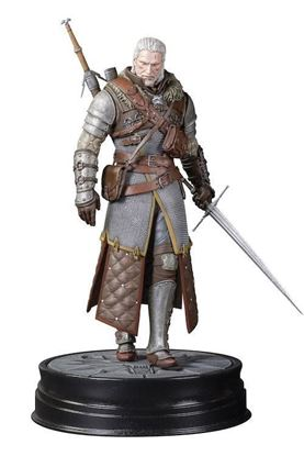 Picture of Witcher 3 Wild Hunt Estatua PVC Geralt Grandmaster Ursine 24 cm