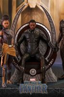 Picture of Black Panther Pack Accesorios para Figuras 1/6 Accessories Collection Series Wakanda Throne