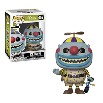 Picture of Pesadilla antes de Navidad POP! Movies Vinyl Figura Clown 9 cm