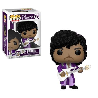 Picture of Prince Figura POP! Rocks Vinyl Purple Rain 9 cm