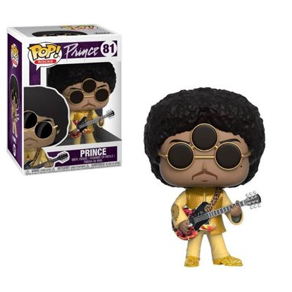 Picture of Prince Figura POP! Rocks Vinyl 3rd Eye Girl 9 cm