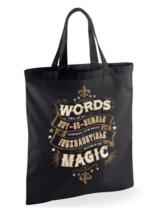 Picture of Harry Potter Bolsa Words of Magic