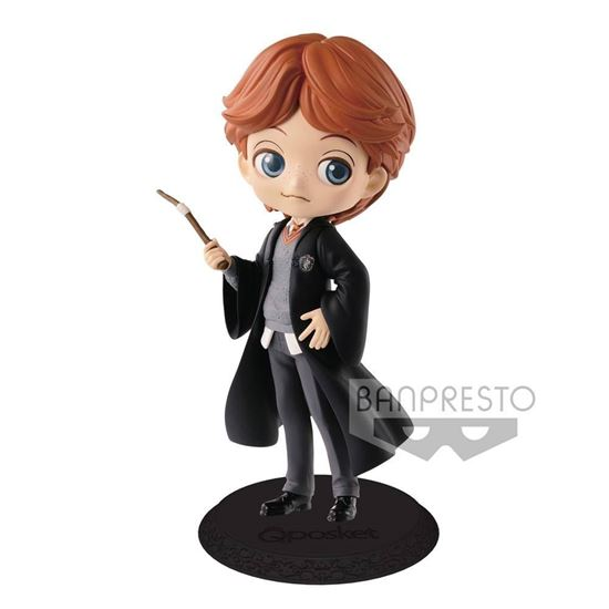 Picture of Figura Q Posket Ron Weasley (Normal Colour Version) 14 cm