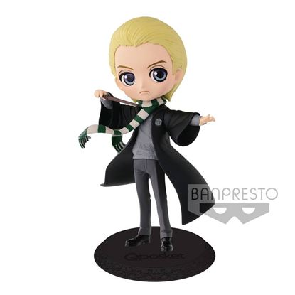 Picture of Figura Q Posket Draco Malfoy (Normal Colour Version) 14 cm