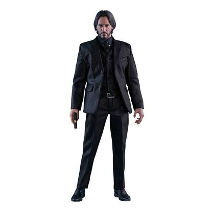 Picture of John Wick 2 Figura Movie Masterpiece 1/6 John Wick 31 cm