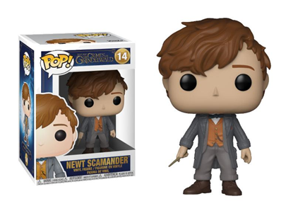 Picture of Animales fantásticos 2 POP! Movies Vinyl Figuras Newt Scamander 9 cm