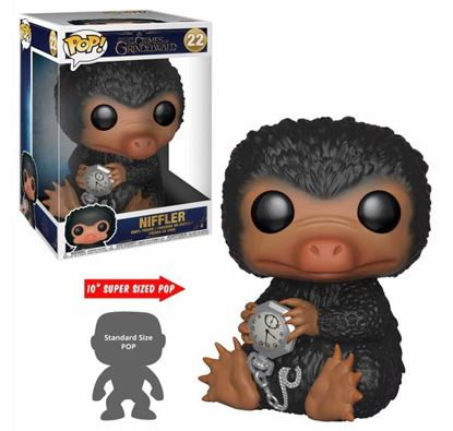 Imagen de Animales fantásticos 2 Super Sized POP! Movies Vinyl Figura Niffler 25 cm