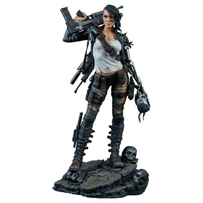 Picture of Terminator Estatua Mythos Premium Format Rebel Terminator 50 cm
