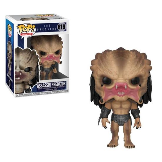 Picture of The Predator POP! Movies Vinyl Figura Assassin Predator 9 cm
