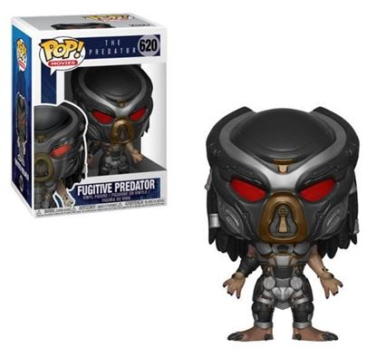 Picture of The Predator POP! Movies Vinyl Figuras Fugitive Predator 9 cm -