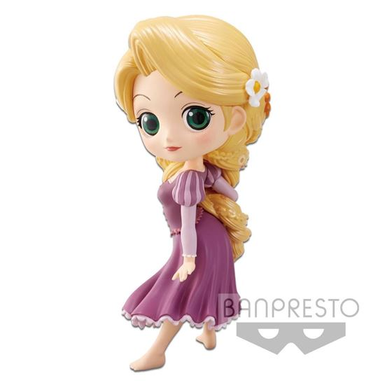 Picture of Figura Q Posket Rapunzel (Normal Colour Version) 14 cm
