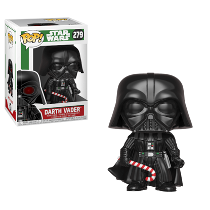 Picture of Star Wars POP! Vinyl Cabezón Holiday Navidad Darth Vader 9 cm