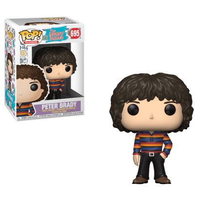 Picture of La tribu de los Brady Figura POP! TV Vinyl Peter Brady 9 cm.