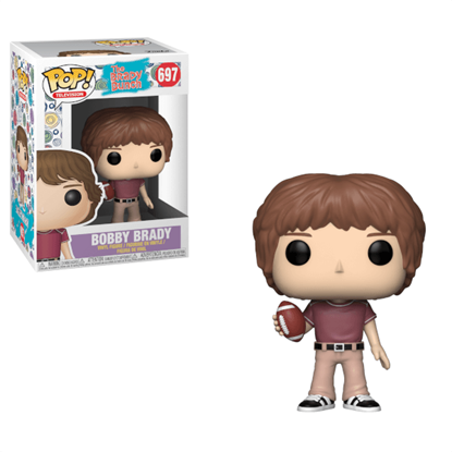 Picture of La tribu de los Brady Figura POP! TV Vinyl Bobby Brady 9 cm