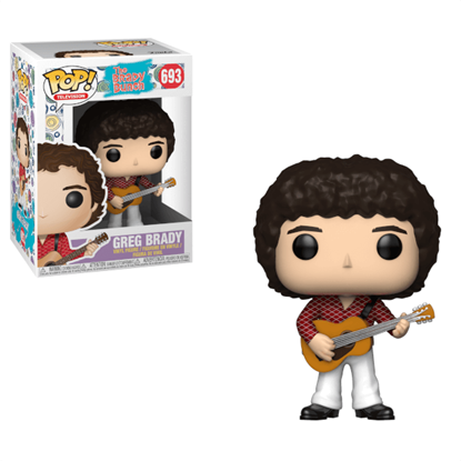 Picture of La tribu de los Brady Figura POP! TV Vinyl Greg Brady 9 cm.