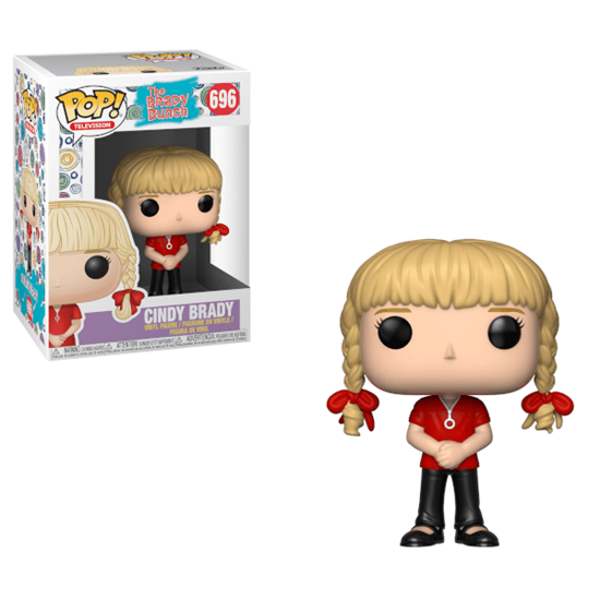 Picture of La tribu de los Brady Figura POP! TV Vinyl Cindy Brady 9 cm