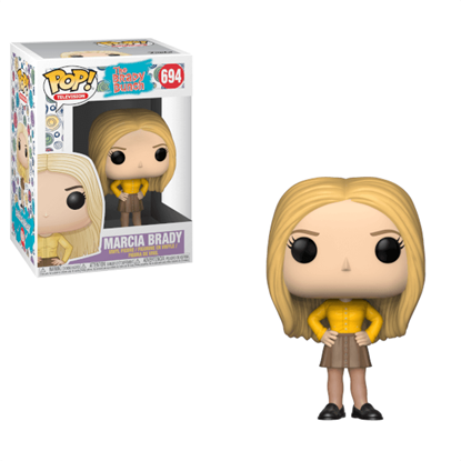 Picture of La tribu de los Brady Figura POP! TV Vinyl Marcia Brady 9 cm.