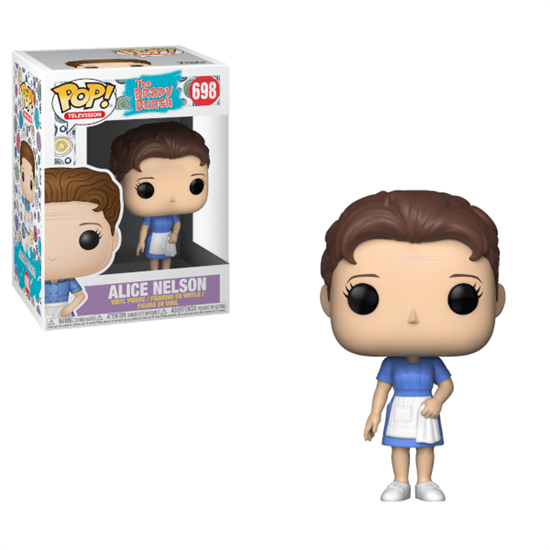 Picture of La tribu de los Brady Figura POP! TV Vinyl Alice Nelson 9 cm.