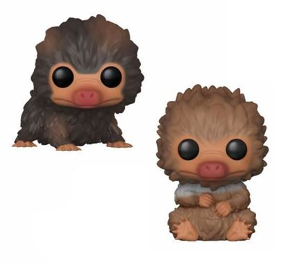 Picture of Animales fantásticos 2 Pack de 2 Figuras POP! Movies Vinyl Baby Nifflers 9 cm