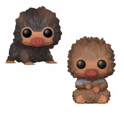Imagen de Animales fantásticos 2 Pack de 2 Figuras POP! Movies Vinyl Baby Nifflers 9 cm