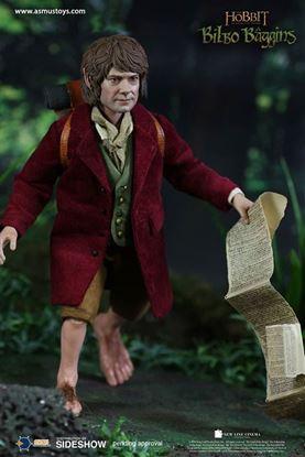 Picture of El hobbit un viaje inesperado Figura 1/6 Bilbo Baggins 20 cm