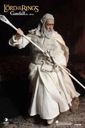 Picture of El Señor de los Anillos Figura 1/6 Gandalf the White 30 cm