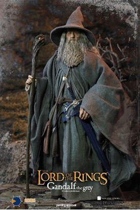 Picture of El Señor de los Anillos Figura 1/6 Gandalf the Grey 30 cm