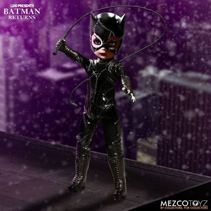 Picture of Batman Returns Living Dead Dolls Presents Muñeco Catwoman 25 cm