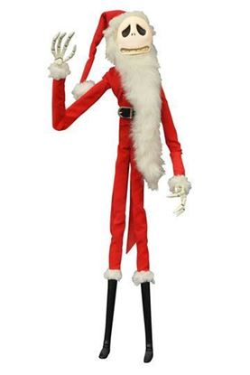Picture of Pesadilla antes de Navidad Figura Santa Jack Coffin Doll Unlimited Edition 41 cm