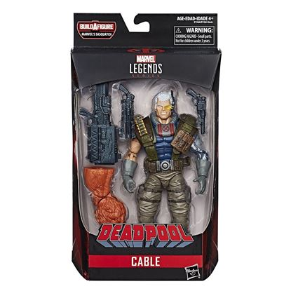 Picture of Marvel  Legends Figura Cable 15 cm