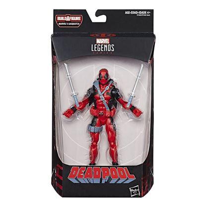 Picture of Marvel  Legends Figura Deadpool 15 cm