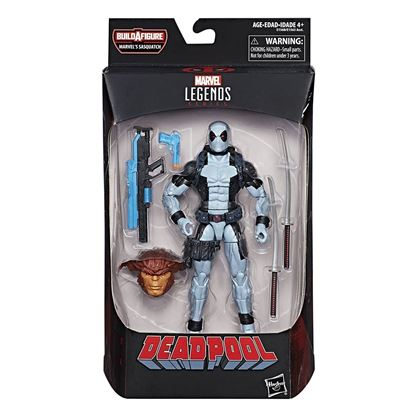 Picture of Marvel  Legends Figura Deadpool X-Force 15 cm