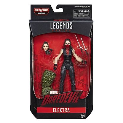 Picture of Marvel  Legends Figura Elektra 15 cm
