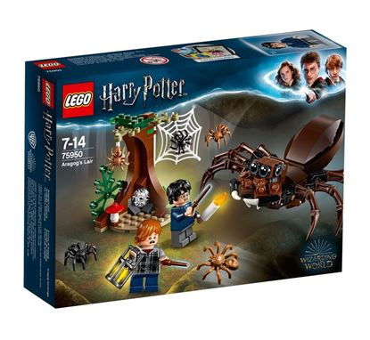 Picture of LEGO® Guarida de Aragog 75950 - Harry Potter™