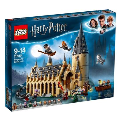 Picture of LEGO® Gran comedor de Hogwarts™ 75954 - Harry Potter™