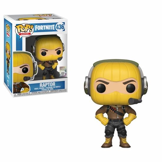 Picture of Fortnite POP! Games Vinyl Figura Raptor 9 cm.