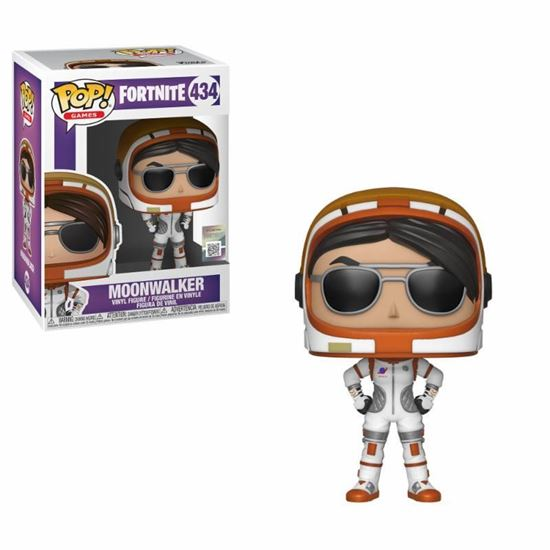 Foto de Fortnite POP! Games Vinyl Figura Moonwalker 9 cm.