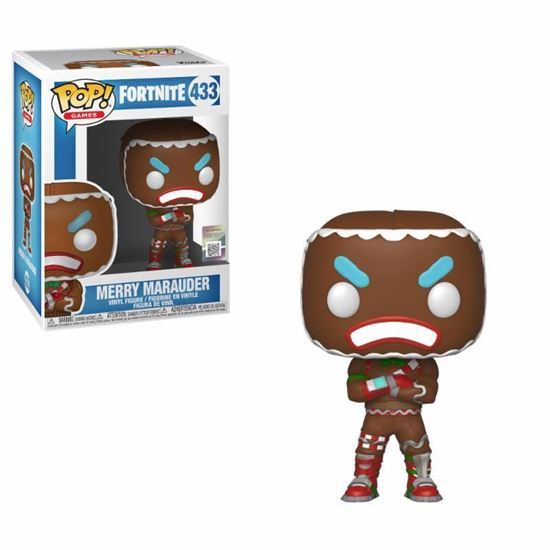 Picture of Fortnite POP! Games Vinyl Figura Merry Marauder 9 cm.