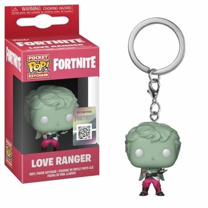 Picture of Fortnite Llavero Pocket POP! Vinyl Love Ranger 4 cm.