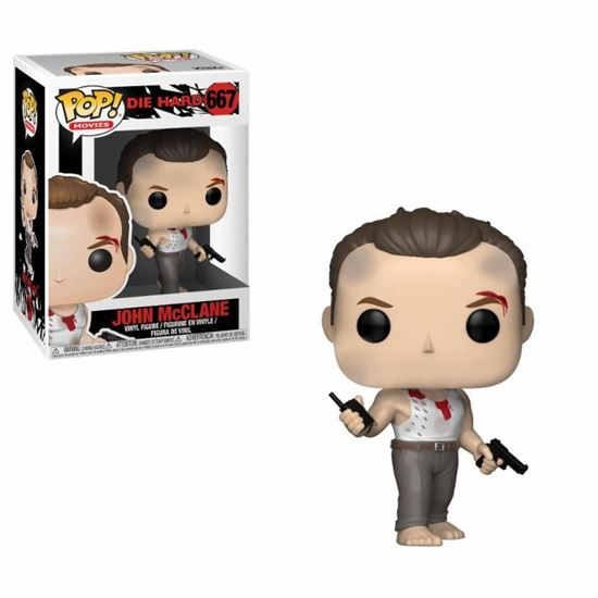 Picture of Jungla de cristal POP! Movies Vinyl Figura John McClane 9 cm