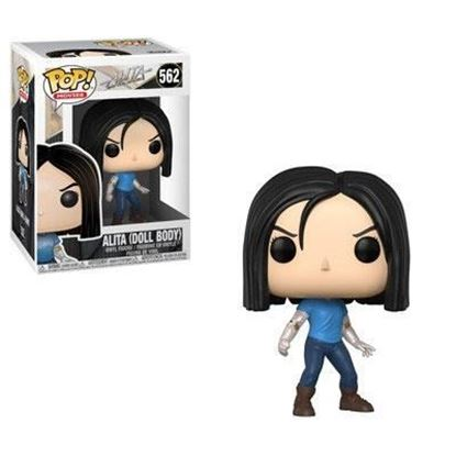 Imagen de Alita: Battle Angel POP! Movies Vinyl Figura Doll 9 cm.