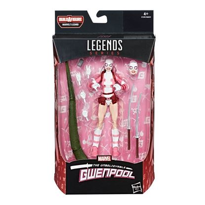 Picture of Marvel  Legends Figura Gwenpool 15 cm