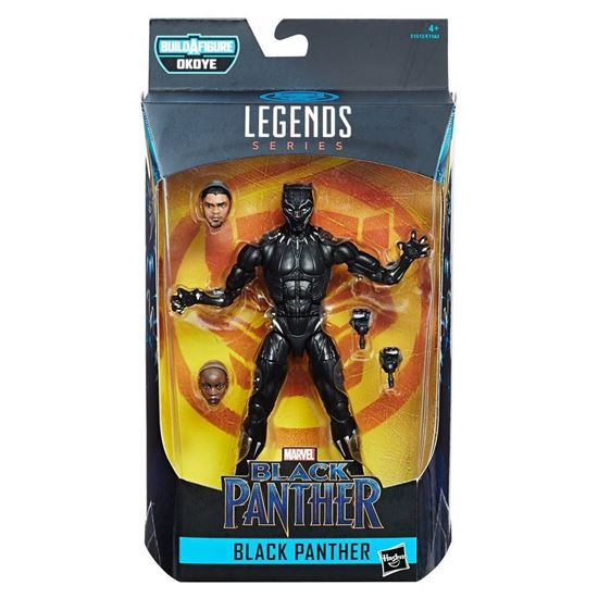 Picture of Marvel  Legends Figura Black Panther 15 cm
