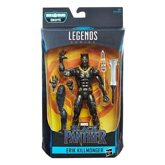 Picture of Marvel  Legends Figura Erik Killmonger 15 cm